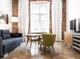 Relaks Apartamenty, hotel boutique a Cracovia