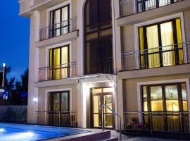 Mirniy Aparthotel, hotel in Adler