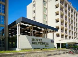 Ohtels Belvedere, hotel in Salou