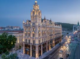 Matild Palace, a Luxury Collection Hotel, hotel in Boedapest
