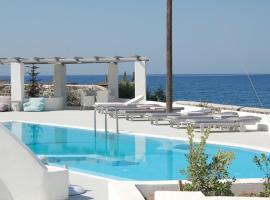 Sea paradise, hotel a Oia