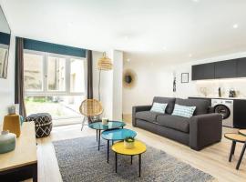 CMG Residence Buttes Chaumont - Botzaris, apartment in Paris