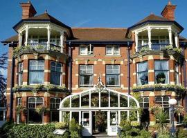 Regency Hotel, hôtel à Leicester