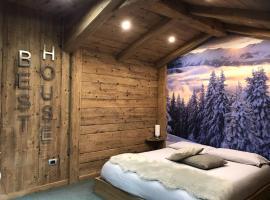 Best House, hotel v Bormiu