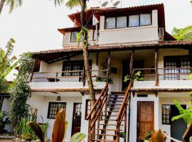 Qavi - Villa di Milos - Praia da Pipa, homestay in Pipa