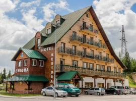 Hotel Enigma, ξενοδοχείο σε Žabljak