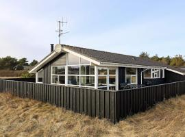 Holiday home Vejers Strand XIX, vacation rental in Vejers Strand