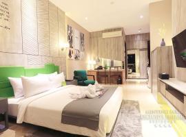 Menteng Park Exclusive Emerald, apartment in Jakarta