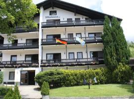 Vitalesca, Hotel in Neuschönau