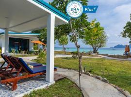 Paradise Resort Phi Phi-SHA Plus, resort in Phi Phi Islands