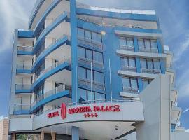 Marieta Palace Hotel, отель в Несебре