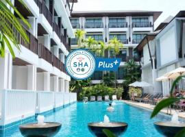 Apasari Krabi - SHA Plus, hotel in Ao Nang Beach