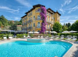 Hotel Galeazzi, hotell i Gardone Riviera