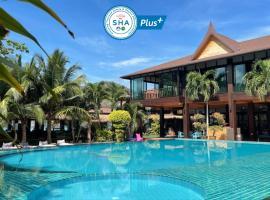 Phi Phi Villa Resort-SHA Plus, resort in Phi Phi Islands