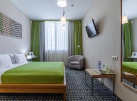 Гостиница Меридиан, отель в Самаре