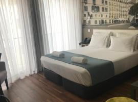 Fenicius Charme Hotel, hotel near Atrium Saldanha, Lisbon