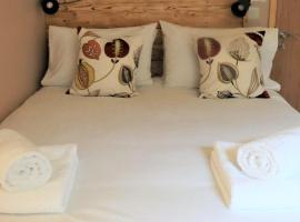 South Downs Eco Lodge & Camping, hotel in East Meon