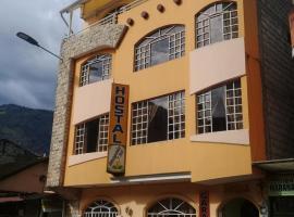 Hostal Amazonia y sol, hotel em Baños