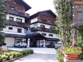 Hotel Principe, hotel in Cortina d'Ampezzo