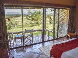 Lake Nakuru Lodge, lodge in Nakuru