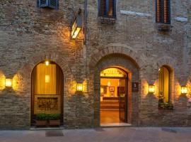 Hotel Bel Soggiorno, hotel in San Gimignano