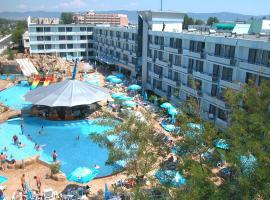 Hotel Kotva - All Inclusive, golf hotel in Sunny Beach
