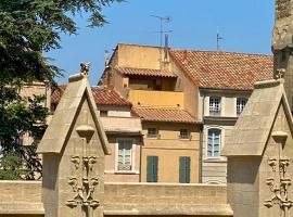Trésors de la Cathédrale, apartment in Narbonne
