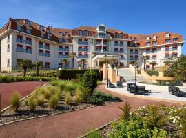 Le Grand Hôtel Le Touquet-Paris-Plage, hotel near Le Touquet Airport - LTQ,