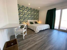 O Largo Rooms, hotel en Vigo