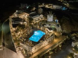 Milos Villas Hotel, hotel in Fira
