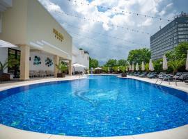 Hotel Del Mar & Conference Center, hotel in Mamaia