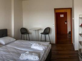 Ubytování Hanka v hotelovém pokoji – hotel w mieście Frymburk
