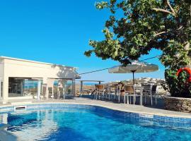Petali Village Hotel, ξενοδοχείο στην Απολλωνία
