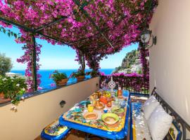 Villa La Leonessa, holiday home in Positano