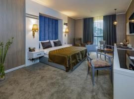 Premium Park Hotel, hotel in Baku