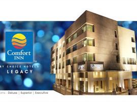 Comfort Inn Legacy, hotel in Rajkot
