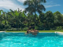 Apart-Hotel Garden Villa, hotel near Playa Rincon, Las Galeras