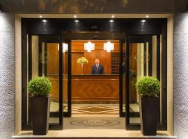 Hotel Santa Costanza, hotel a Roma, Nomentano