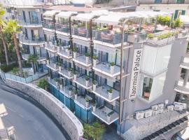 Taormina Palace Hotel, hotel a Taormina