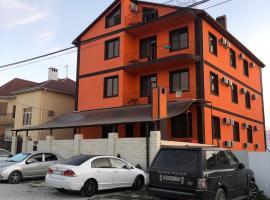 Hayas hotel, bed & breakfast ad Anapa