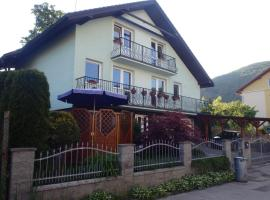 Privat Ján Vereš, hotel v Rajeckých Tepliciach