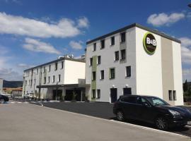 B&B Hôtel Aubenas, hôtel à Saint-Didier-sous-Aubenas