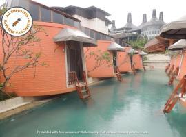 Dusun The Villas, family hotel in Semarang