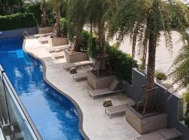 Babylon Sky Garden, hotel in Rawai Beach