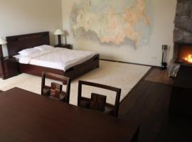 Гостиница Экспедиция, отель в Перми