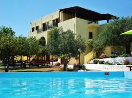 Katerina Charming Place, serviced apartment in Agios Nikolaos