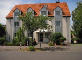 Hotel Villa Stockum, hotel in Düsseldorf