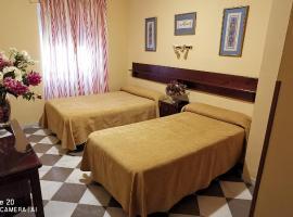 Hotel San Pedro, hotel en Carmona