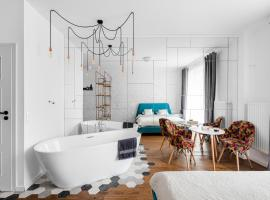 Apartament Centrum- Nowy Świat – niedrogi hotel w Warszawie