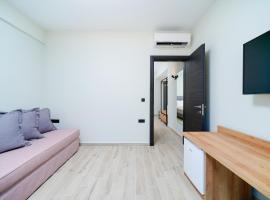"Solar Suites, hotel near Kavala International Airport """"Megas Alexandros"" - KVA, Skala Rachoniou"